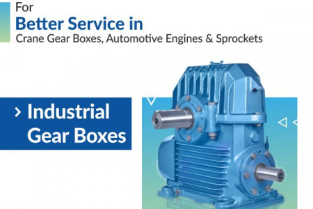 How to Choose the Right Gearbox Suppliers in UAE Infographic