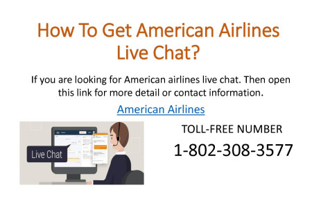 HOW TO CONTACT CUSTOMER SUPPORT TEAM AMERICAN AIRLINES Infographic