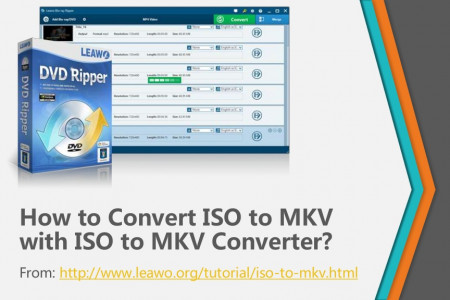 how to convert iso to mkv with iso to mkv converter? Infographic