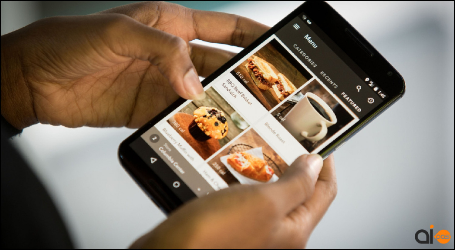 How to Create a Perfect App for Restaurant Business Infographic