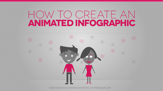 how to create an animated infographic visual ly