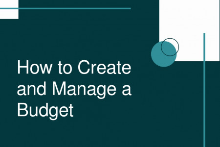 How to Create and Manage a Budget Infographic