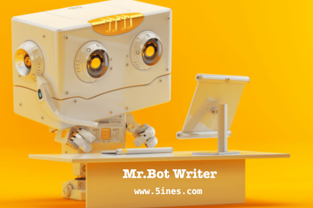 How to create content through Bots  Infographic