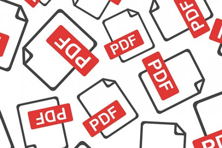 How to create PDF files on Mac and Windows Infographic