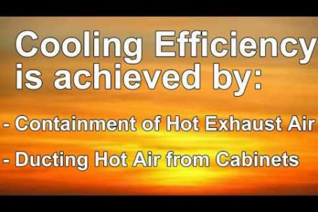 How to Cut Server Cabinet Cooling Expenses Infographic