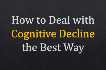 How to Deal with Cognitive Decline the Best Way Infographic