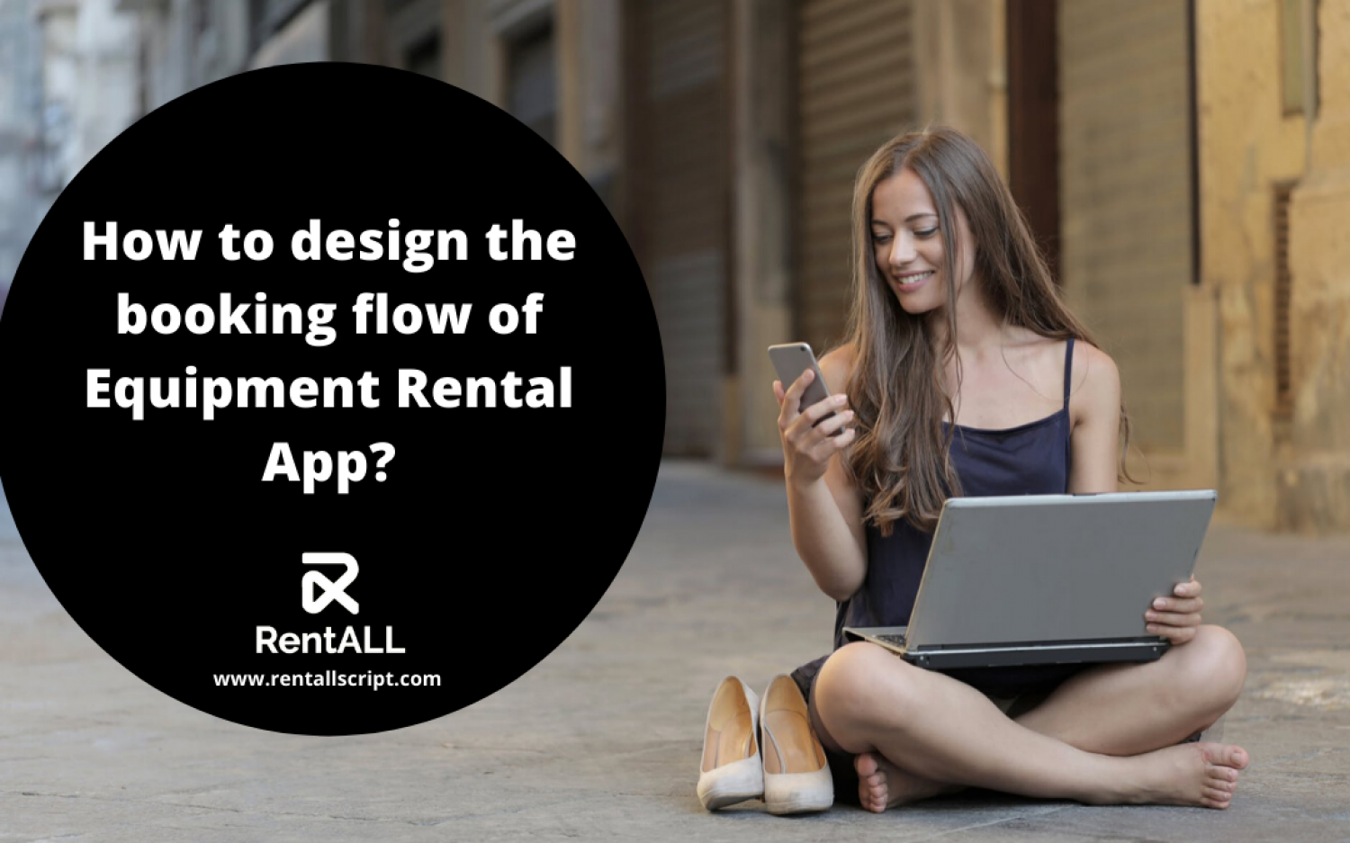 How to Design the Booking Flow of Equipment Rental App? Infographic