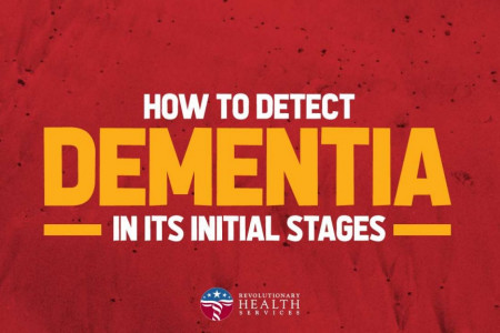 How to Detect Dementia in its Initial Stages Infographic