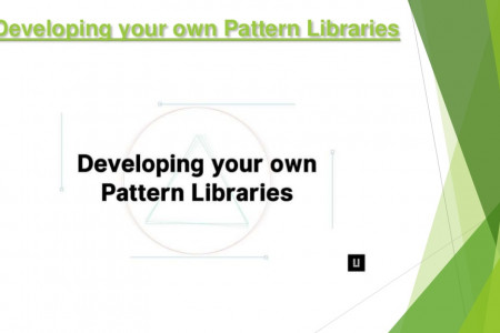 How To Develop Your Own Pattern Libraries? Infographic