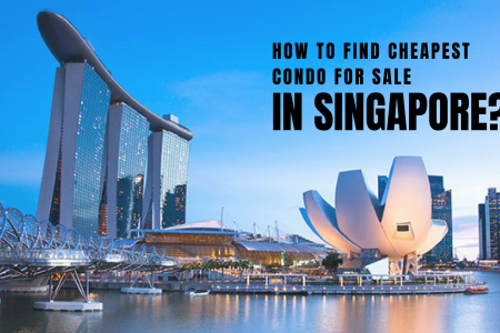 How To Find Cheapest Condo For Sale In Singapore ? Infographic