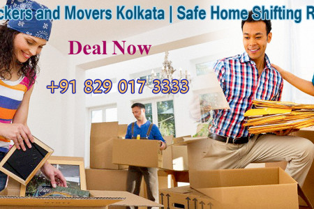 How To Find Packers And Movers Kolkata Association? Infographic