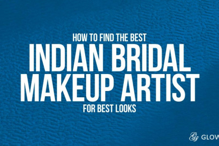 How to Find the Best Indian Bridal Makeup Artist for Best Looks Infographic