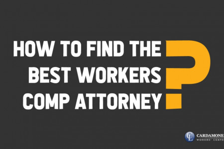 How to Find the Best Workers Comp Attorney Infographic