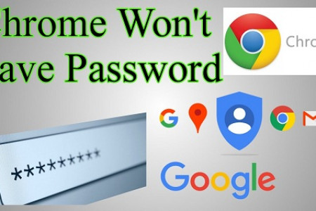 How to Fix Google Chrome Not Saving Passwords Infographic