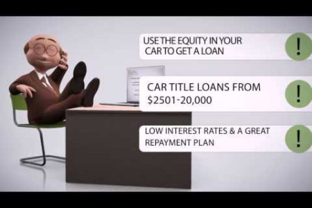 Car Title Loans Infographic