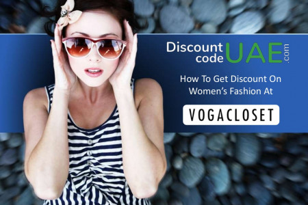 How to get discount on women's fashion using Vogacloset Coupons? Infographic