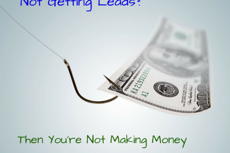 How to Get Free Leads for your Network Marketing Biz Infographic
