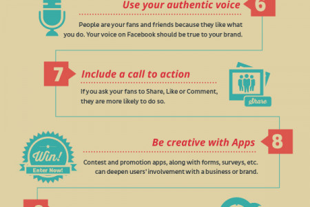 How to get more Facebook Shares Infographic