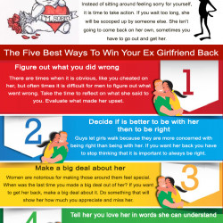 How To Get My Ex Girlfriend Back   Visual ly