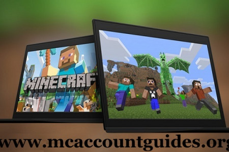 How To Get Premium Minecraft Game Account for Free Infographic