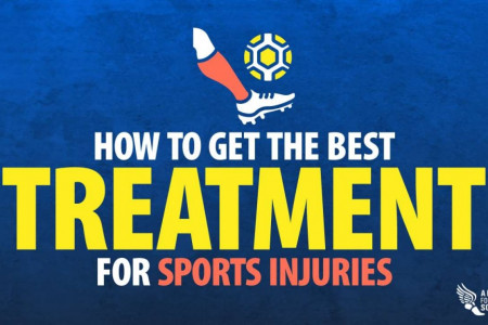 How to Get the Best Treatment for Sports Injuries Infographic