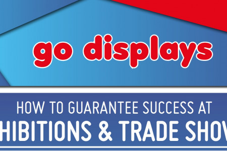 How to Guarantee Success at Exhibitions & Trade Shows Infographic