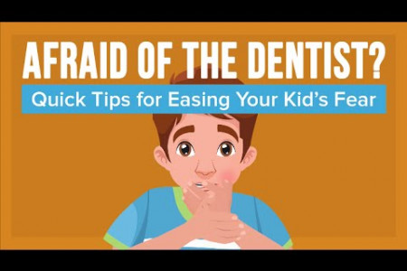 How to Help Kids Overcome Their Fear of Dentists Infographic