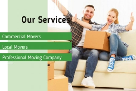 How to hire Local Movers in Baltimore MD Infographic