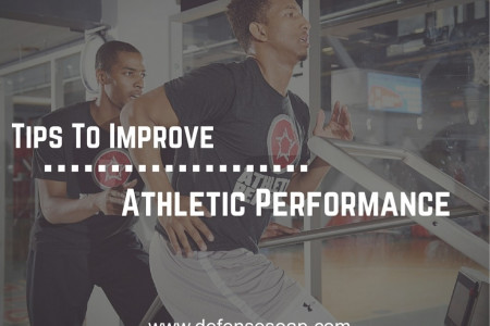 How To Improve Your Athletic Performance? Infographic