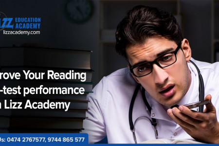 How To Improve Your Reading Sub-test Score in OET Infographic