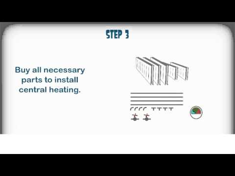 How to Install Central Heating   Visual.ly