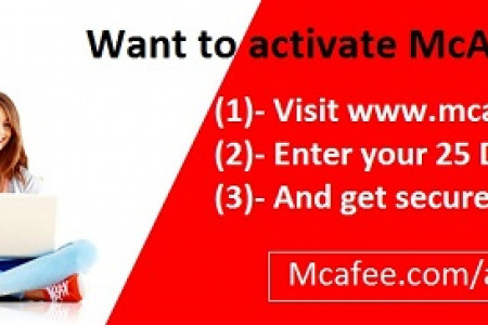 How to Install McAfee Antivirus on Windows Operating System? Infographic