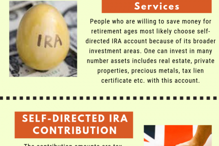 How to Invest in Self-directed IRA Services? Infographic