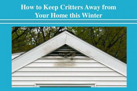 How to Keep Critters Away from Your Home this Winter Infographic