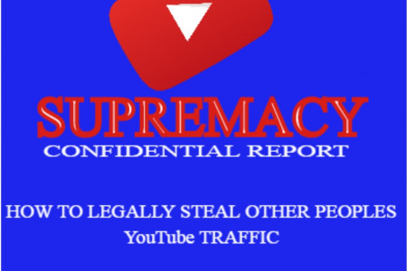 How to Legally Steal Other Peoples YouTube Traffic Infographic
