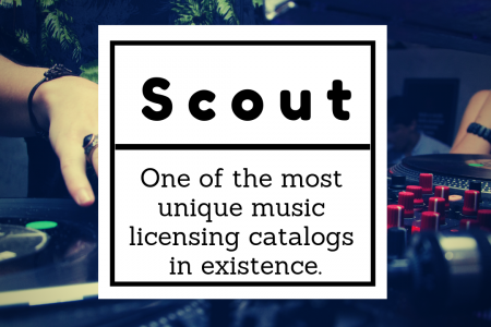 How to license music Infographic
