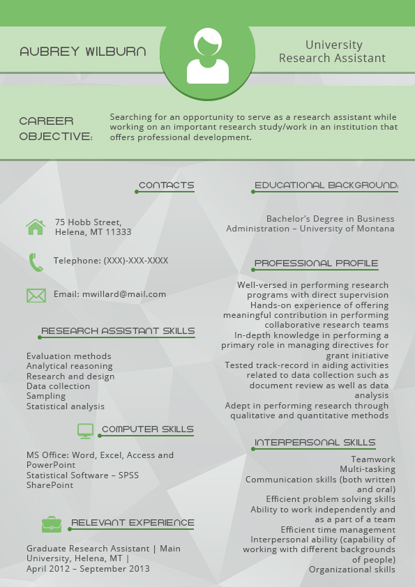 how to make a professional resume 2016 visually
