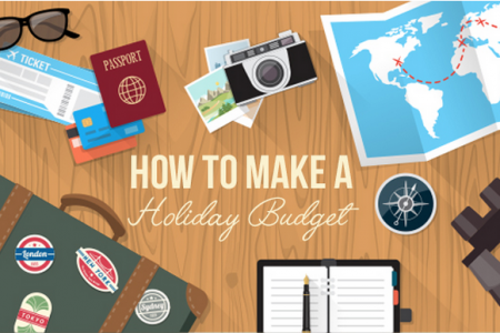 How to Make a Travel Budget Infographic
