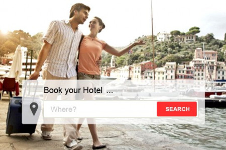 How to Make a Website like Airbnb - Best Vacation Website Builder Infographic