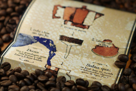 how to make coffee Infographic
