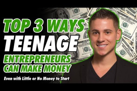 HOW TO MAKE MONEY ONLINE - HOW TO MAKE $100 DOLLARS A DAY ON THE INTERNET | TOP 3 HACKS [REVEALED] Infographic