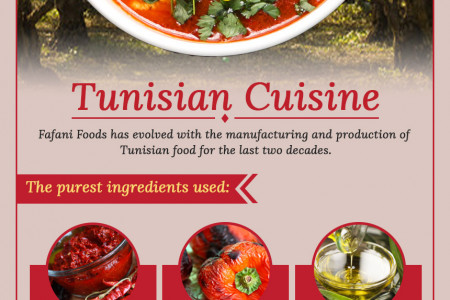 How to Make Your Harissa Even Better? Infographic