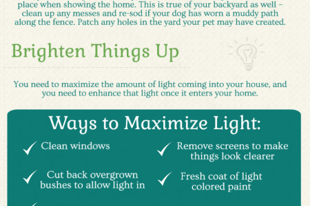 How To Make Your Property More Appealing Infographic