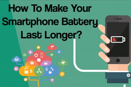 How To Make Your Smartphone Battery Last Longer? Infographic