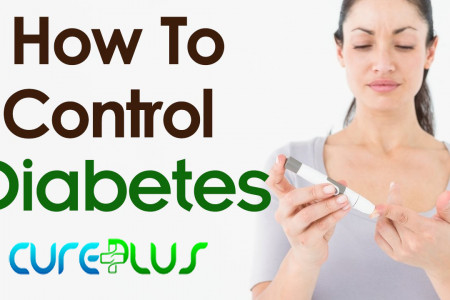 how to manage your diabetes for healthy life Infographic