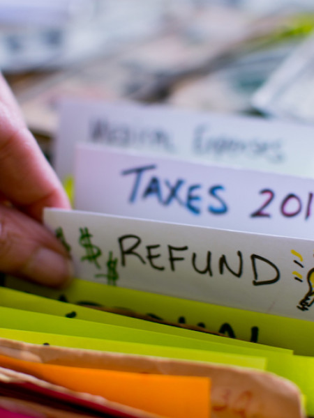 How to Maximize Your Tax Refund Infographic