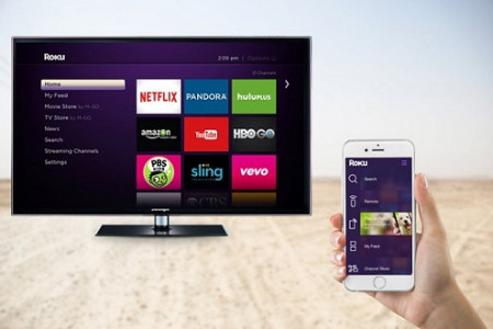 How to Mirror an iPhone to Roku Infographic