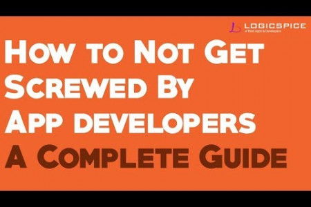 How to Not Get Screwed by App Developers - A Complete Guide Infographic
