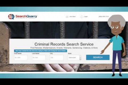 How To Perform A Criminal Records Check Infographic