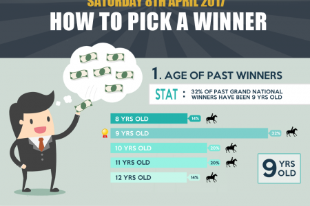 How To Pick A Winner On The Grand National Infographic